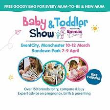 The Baby & Toddler Show EventCity Manchester